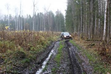 Turisti seiklus Kohtla-Nõmmel